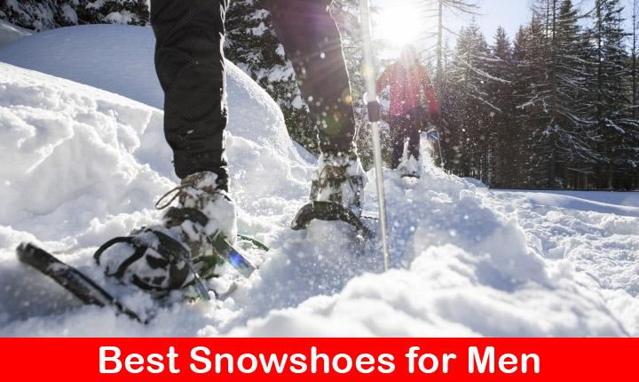 best men's snowshoes