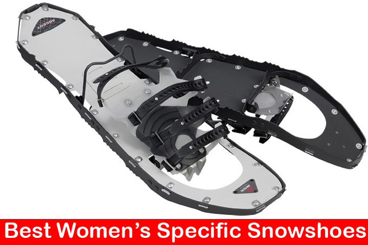 best snowshoes for women