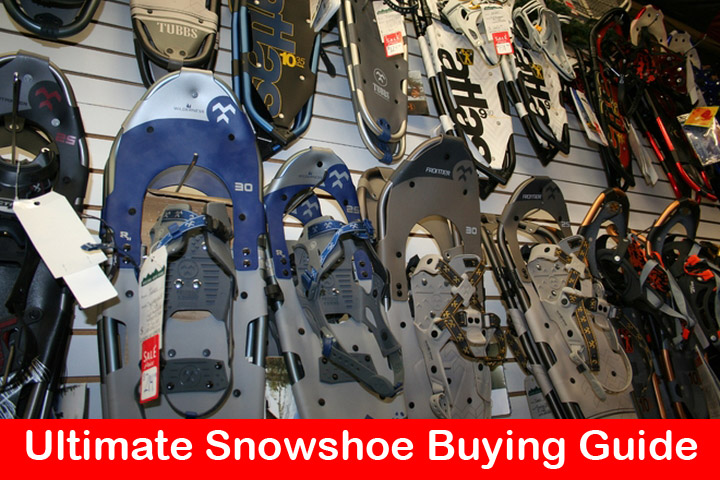 Best snowshoe buying guide and snowshoe buyers advice