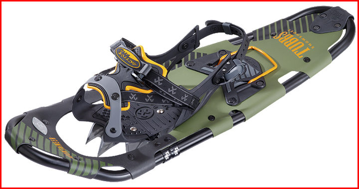 Tubbs Mountaineer Snowshoes Review