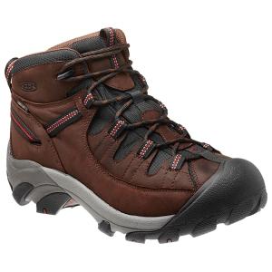 snowshoe boots - KEEN Targhee II Mid WP