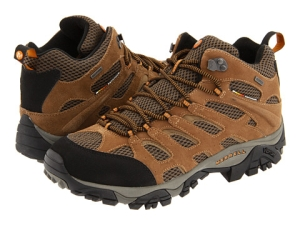 snowshoe boots - Merrell Moab Mid WP