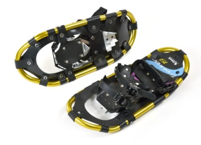 chinook trekker 19-inch snowshoes for kids