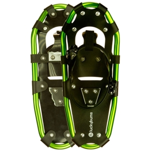 lucky bums youth snowshoes for kids