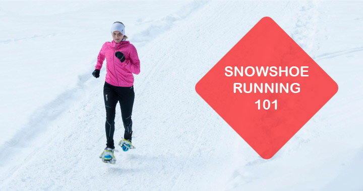 guide to snowshoe running and training tips