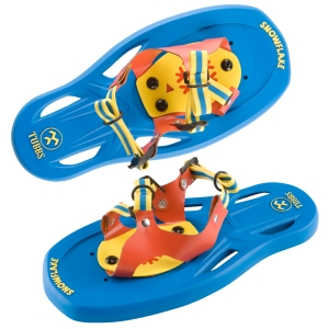 tubbs snowflake snowshoes for kids