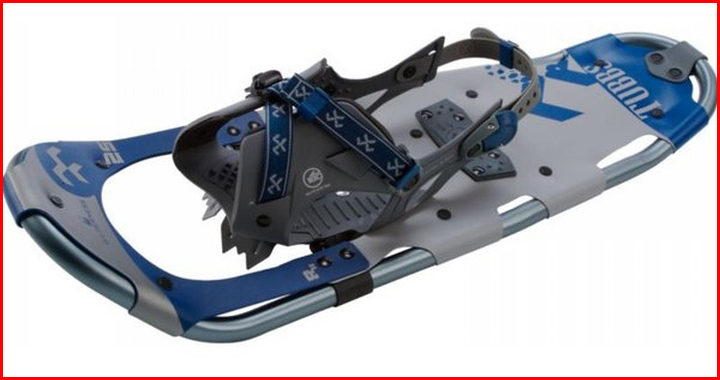 Tubbs Wilderness Snowshoes Review