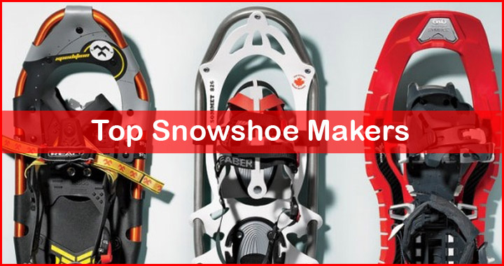 best snowshoe brands