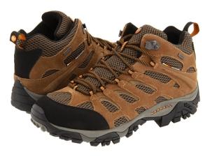 snowshoe boots - Merrell Moab Mid WP