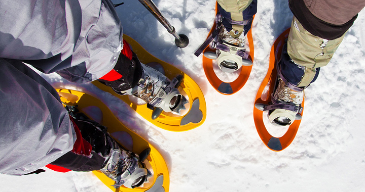 beginners snowshoeing guide - how to choose the best snowshoes