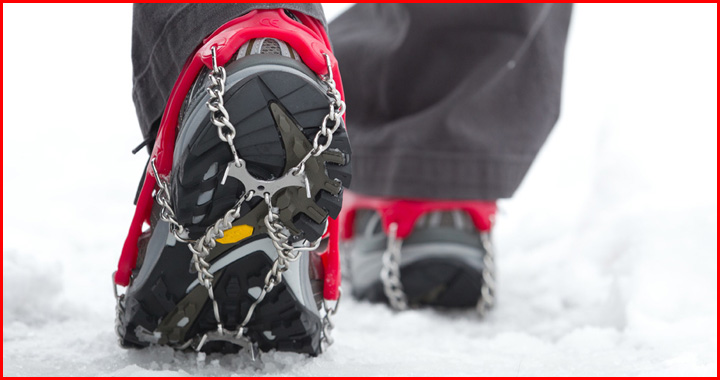 best microspikes and crampons