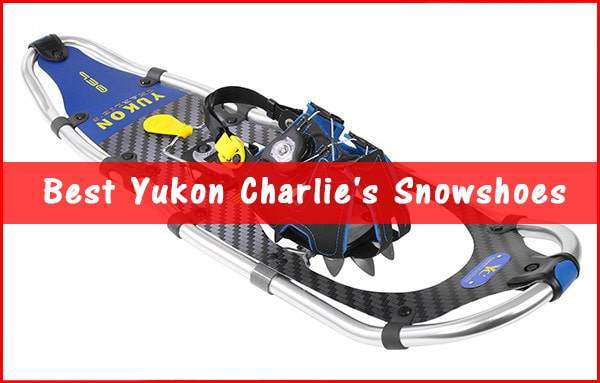 best yukon charlie's snowshoes