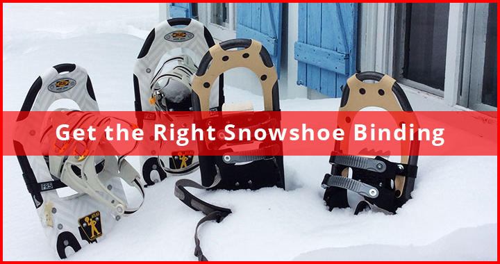 Snowshoe Binding Types