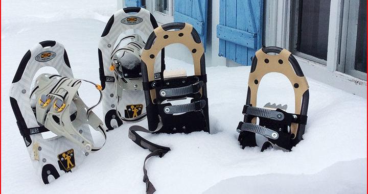 Snowshoe Binding Types