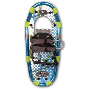 Yukon Junior Aluminum Snowshoe Kit