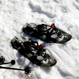 parts of snowshoes