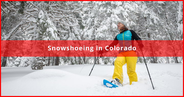 Five Beginner Trails for Snowshoeing in Colorado